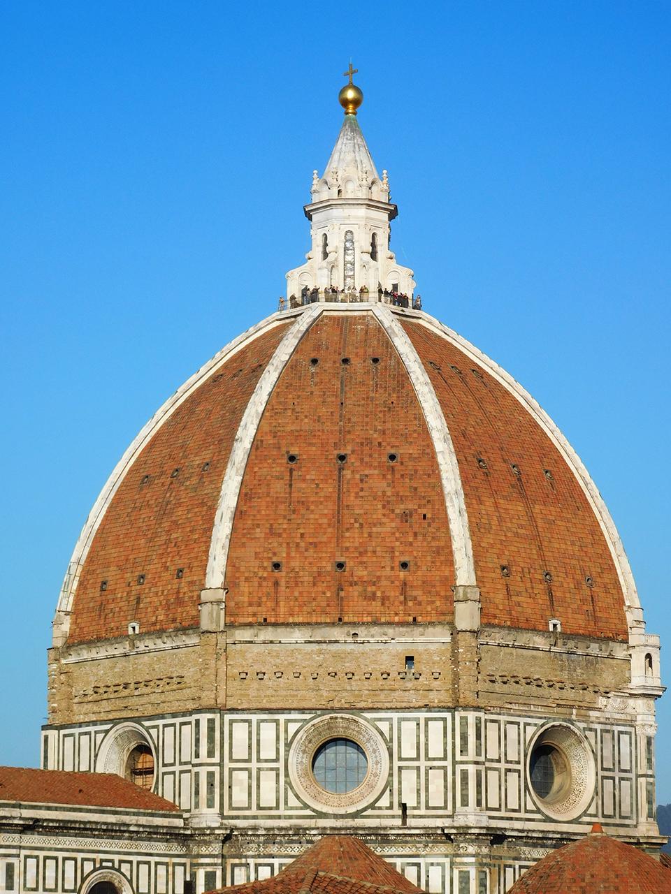 Filippo Brunelleschi Cupola di Santa Maria del Fiore. Firenze